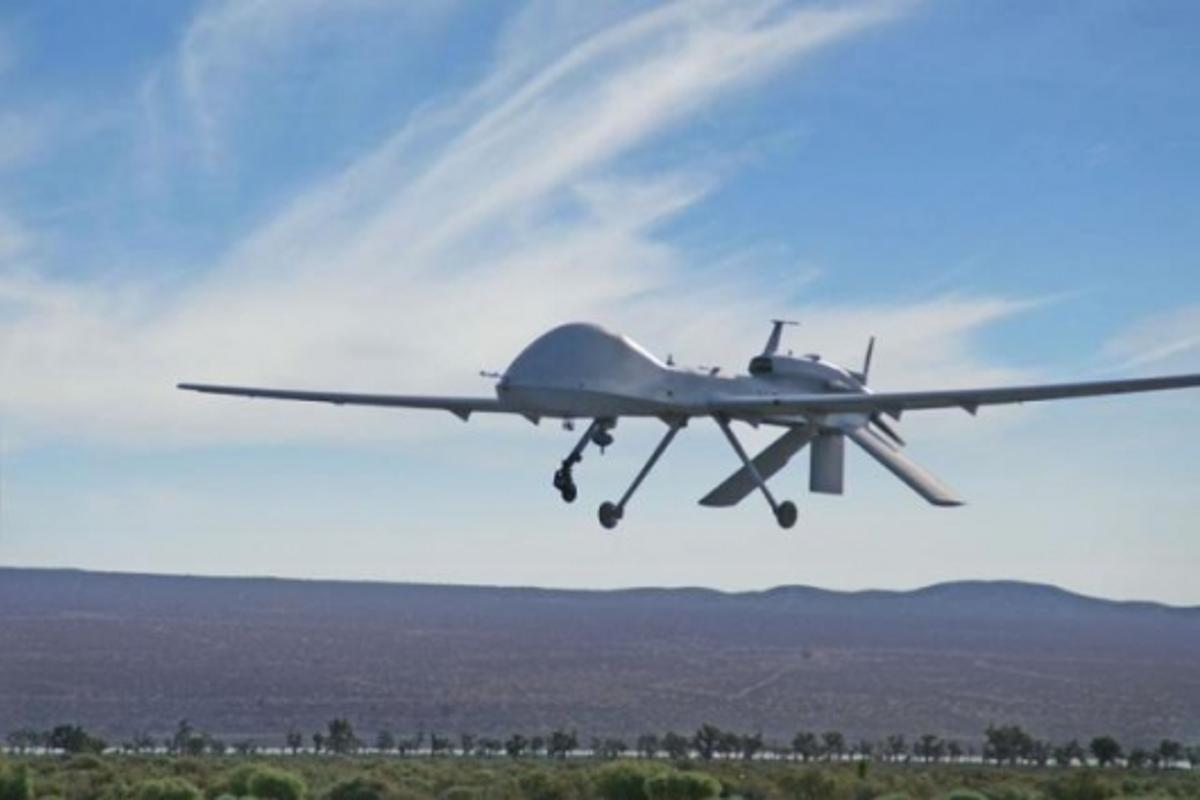 The Sky Warrior, from General Atomics