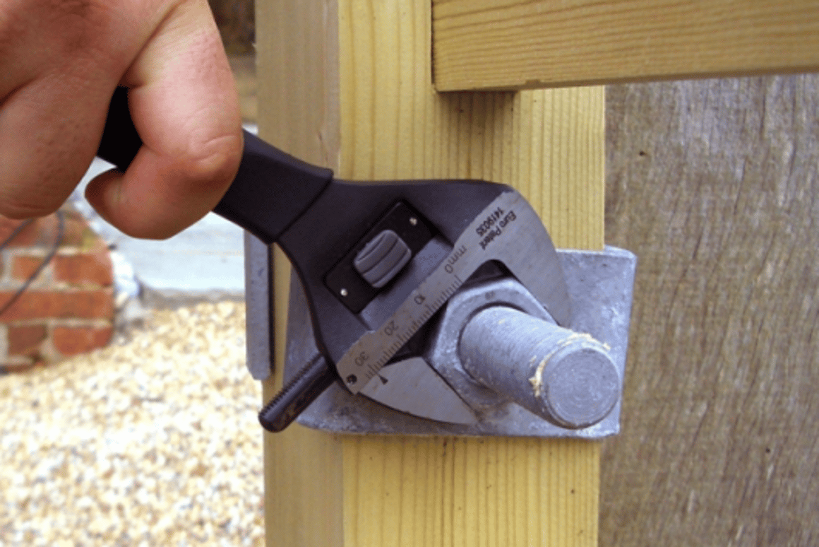 The Milli-Grip adjustable spanner