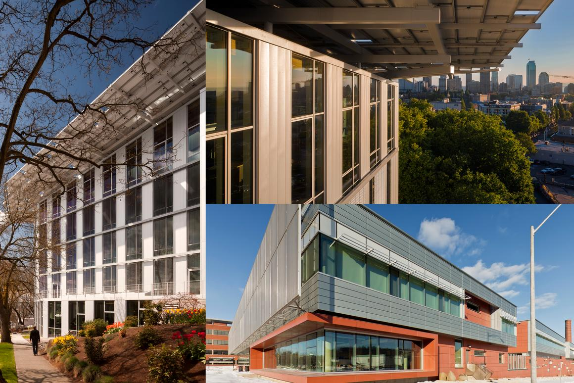 The American Institute of Architects and its Committee on the Environment has unveiled its Top Ten examples of sustainable architecture in America