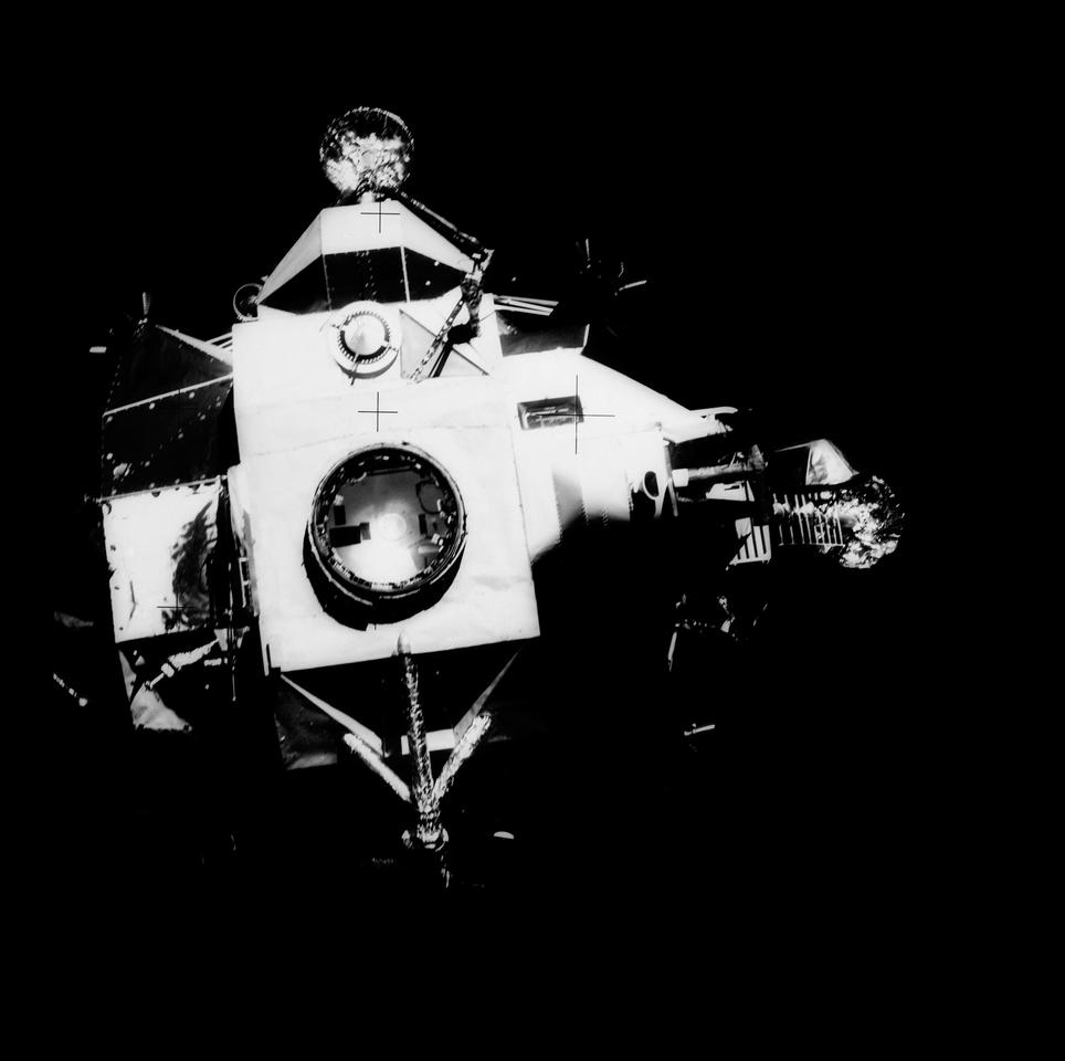 Le module lunaire Verseau