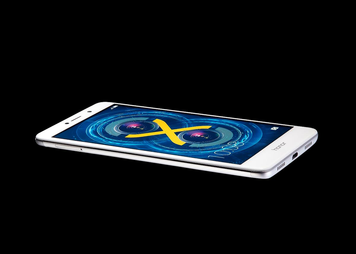 Honor 6X: 5.5-inch 1080p touch screen