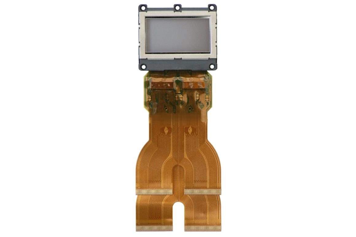 Epson's new HTPS TFT LCD panel is the world's first panel that supports resolutions up to 4096 x 2160 pixels