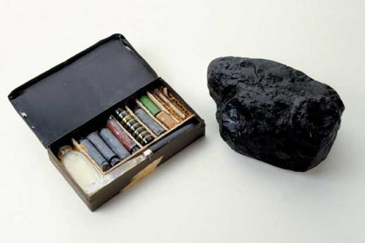 Coal camouflage kit