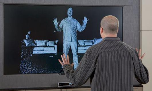 The next-gen Kinect for Windows sensor boasts improved image fidelity
