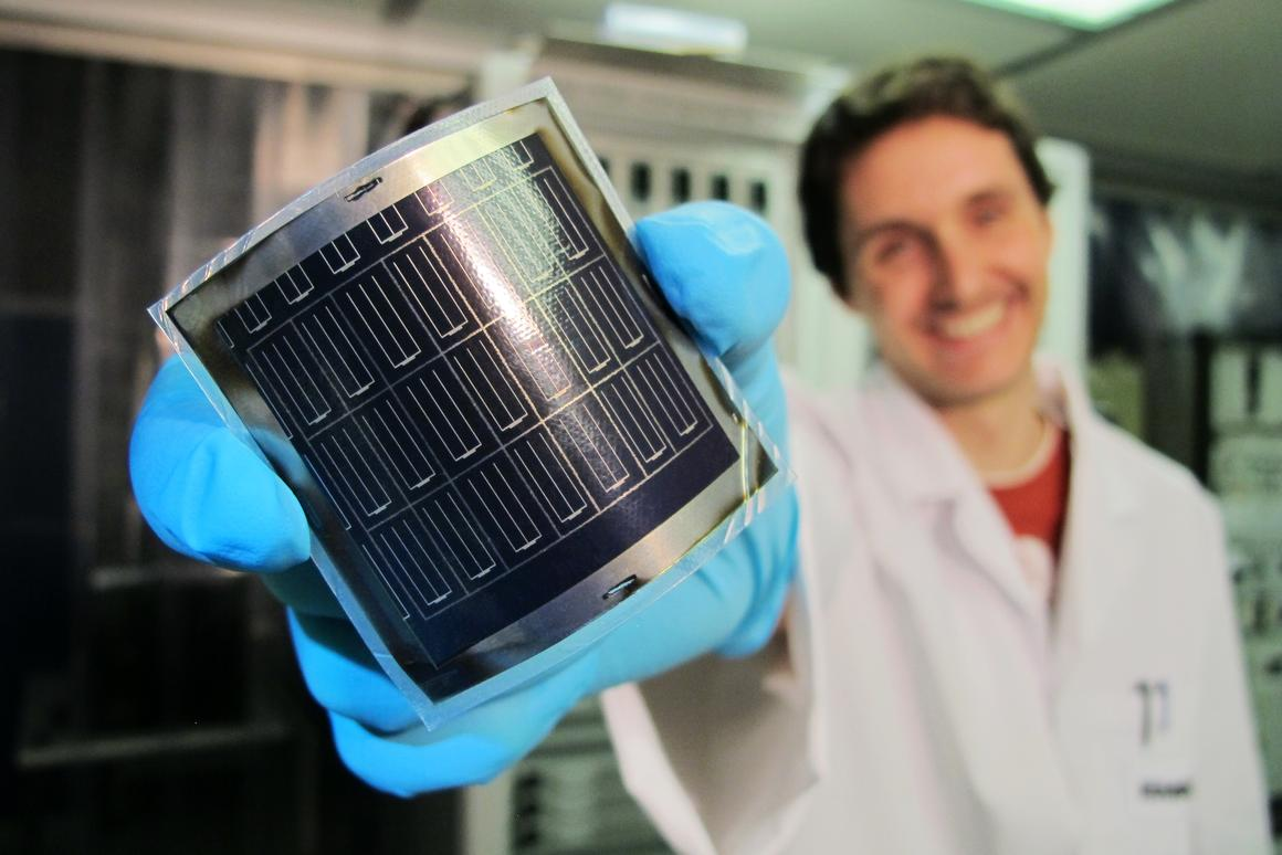 New research could result in cheaper, more efficient thin solar cell production (Photo: Empa)