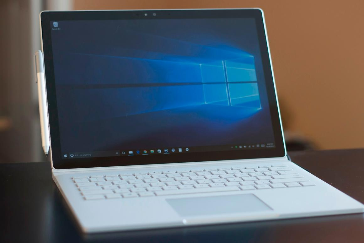 Before running our full review, we have some early thoughts on the Microsoft Surface Book