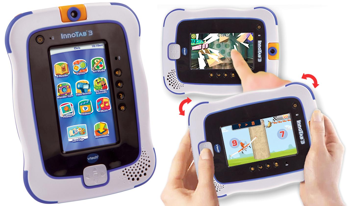 The VTech InnoTab 3 could help keep little fingers away from your tablet