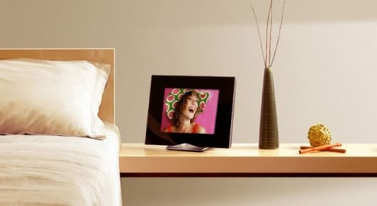 Wireless PIXXA digital photo frame