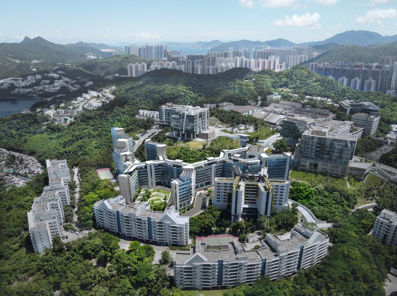 The HKUST Student Residence Development is already under construction and is due to be completed in 2023