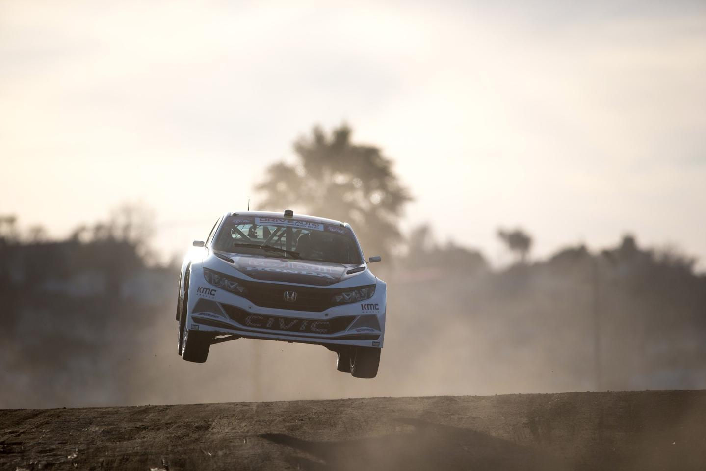 Red BullGlobal Rallycross will add an all-electric series to its line-up in 2018