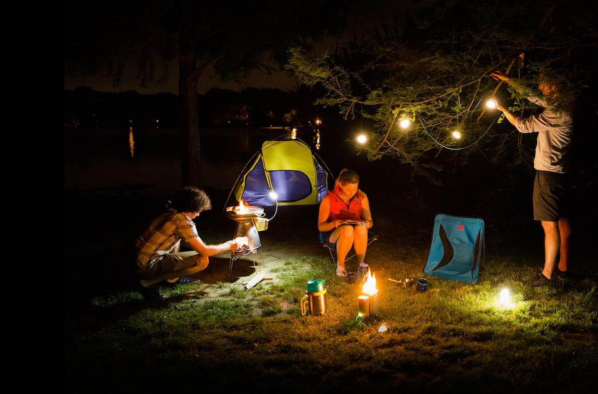 BioLite has increased its line of off-grid gadgets with the NanoGrid (Photo: BioLite)