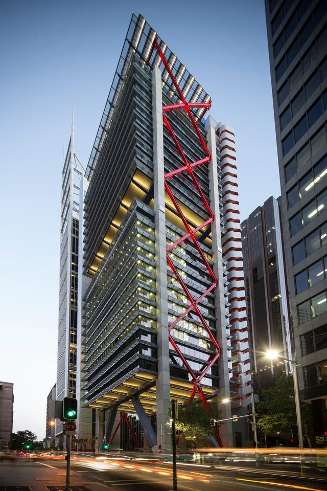 Finalist: 8 Chifley in Sydney, Australia (Photo: Brett Broadman)