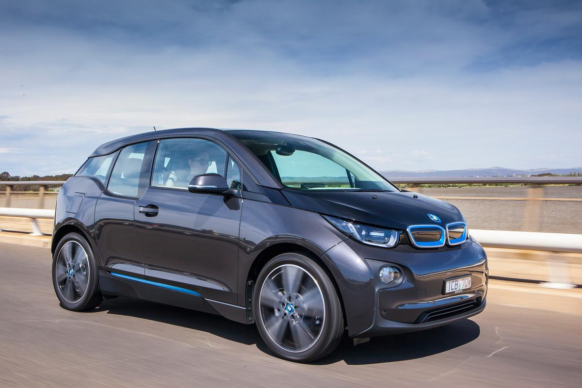 BMW i3: It zips off the mark, turns on a dime, provides good visibility and it's whisper quiet