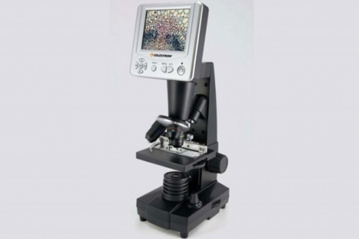 Celestron's new LCD Digital Microscope