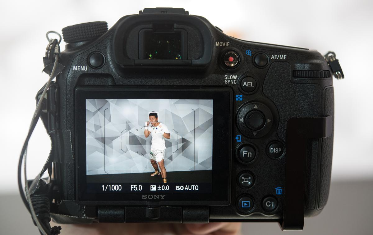 Faster shutter speeds can be used to freeze action
