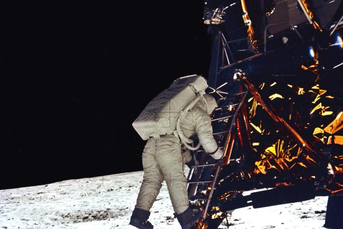 Audio tapes from the Apollo missions have been restored and analyzed using speech rcognition