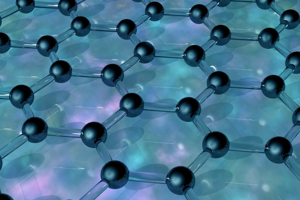 UCF researchers have developed a way to make graphene absorb more light
