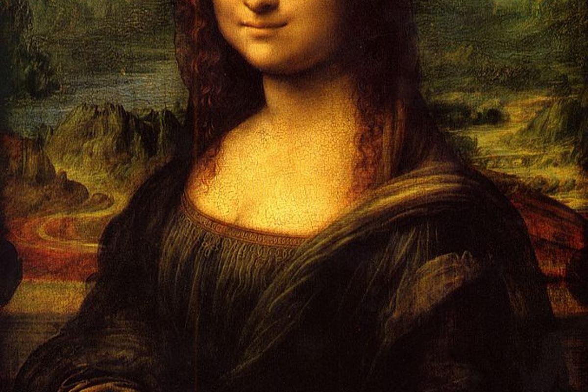 An image of the Mona Lisa has been beamed by laser to a probe orbiting the Moon