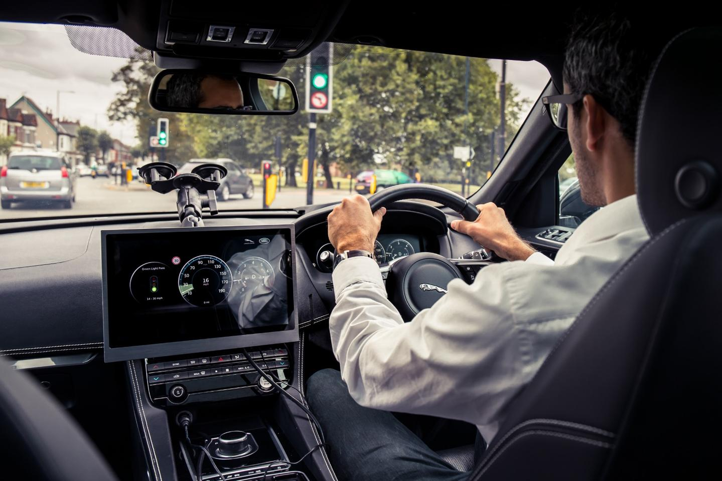 Vehicle-to-infrastructure communications will form a crucial part of anyautonomous driving architecture