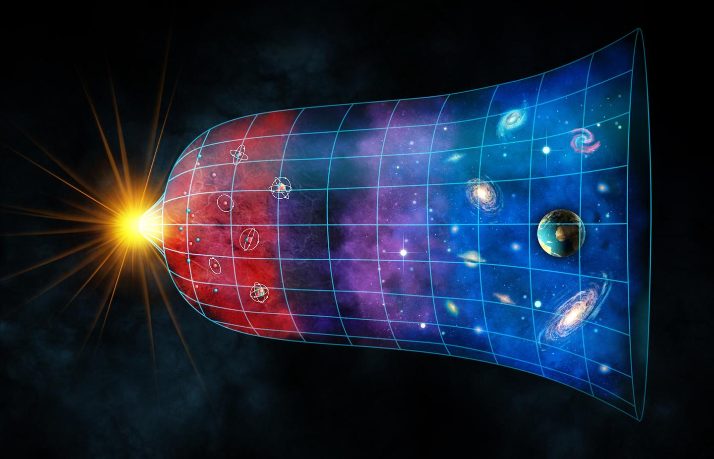 Dark energy is the mysterious force thought to be responsible for driving the expansion of the universe to accelerate – and now physicists suggest we may have detected it