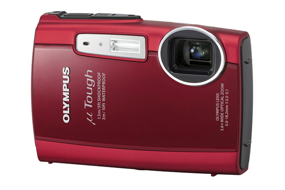 The Stylus Tough-3000 is the newest model in the Olympus rugged line and can shoot 720p HD video