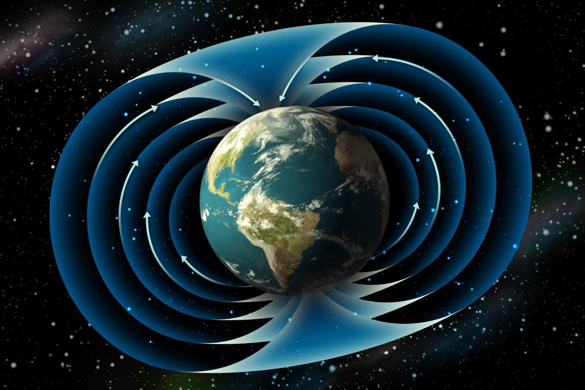 The Earth's magnetic field flips periodically, and a new study suggests the process takes longer than previously thought