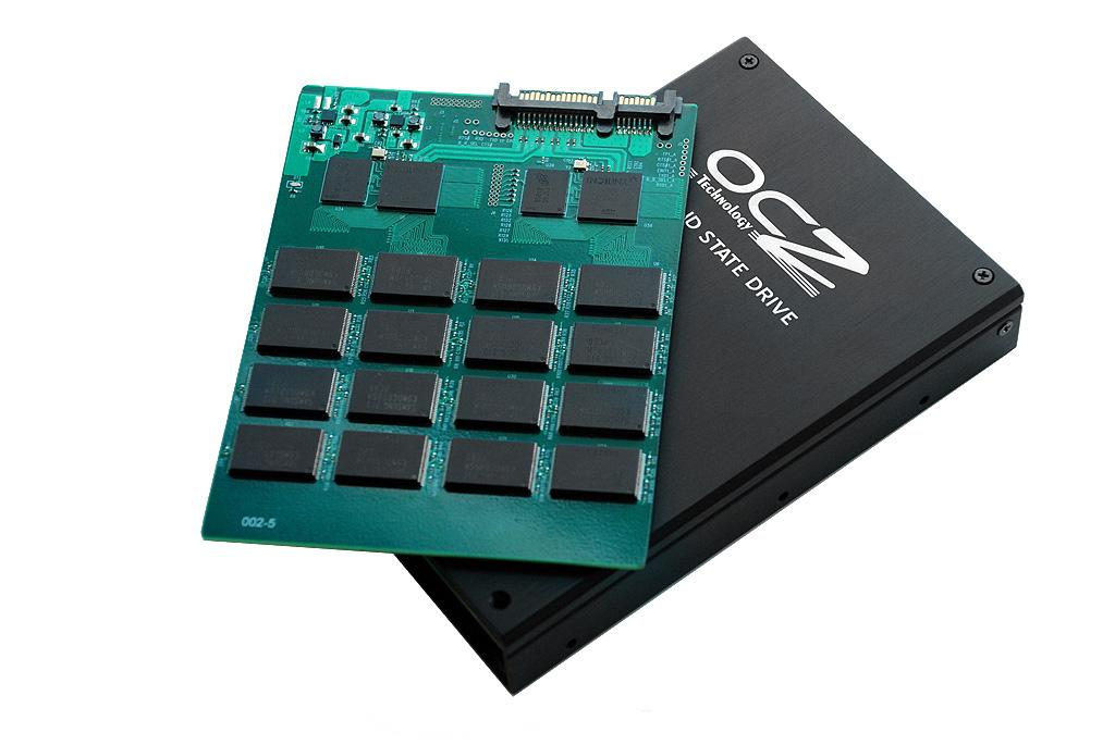 OCZ Technologies has released its series of Colossus Solid State Drives, featuring a 1TB model.