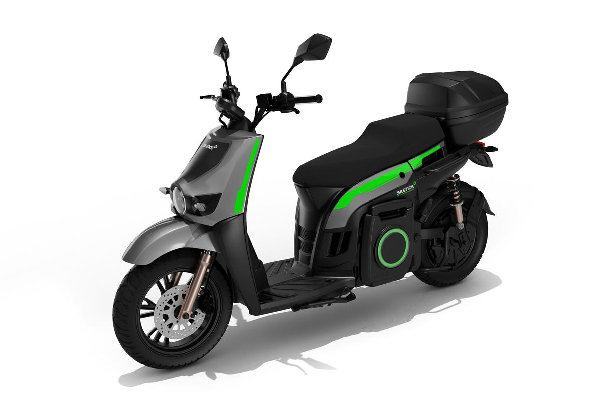 Silence says that the cost of the S02 LS e-scooter can be recouped within a year thanks to operational savings