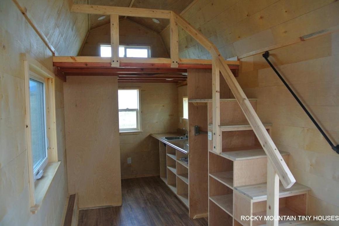 The five best tiny houses under $50,000