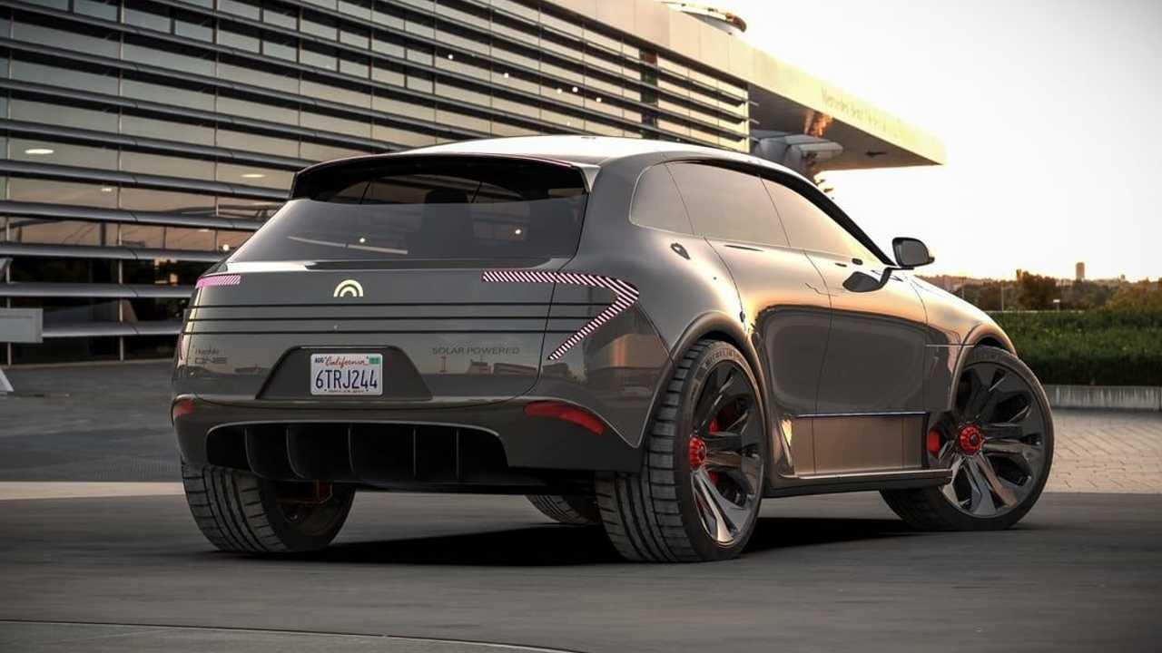 This fierce, nuggety SUV rocks 1,020 horsepower and the ability to solar-charge itself