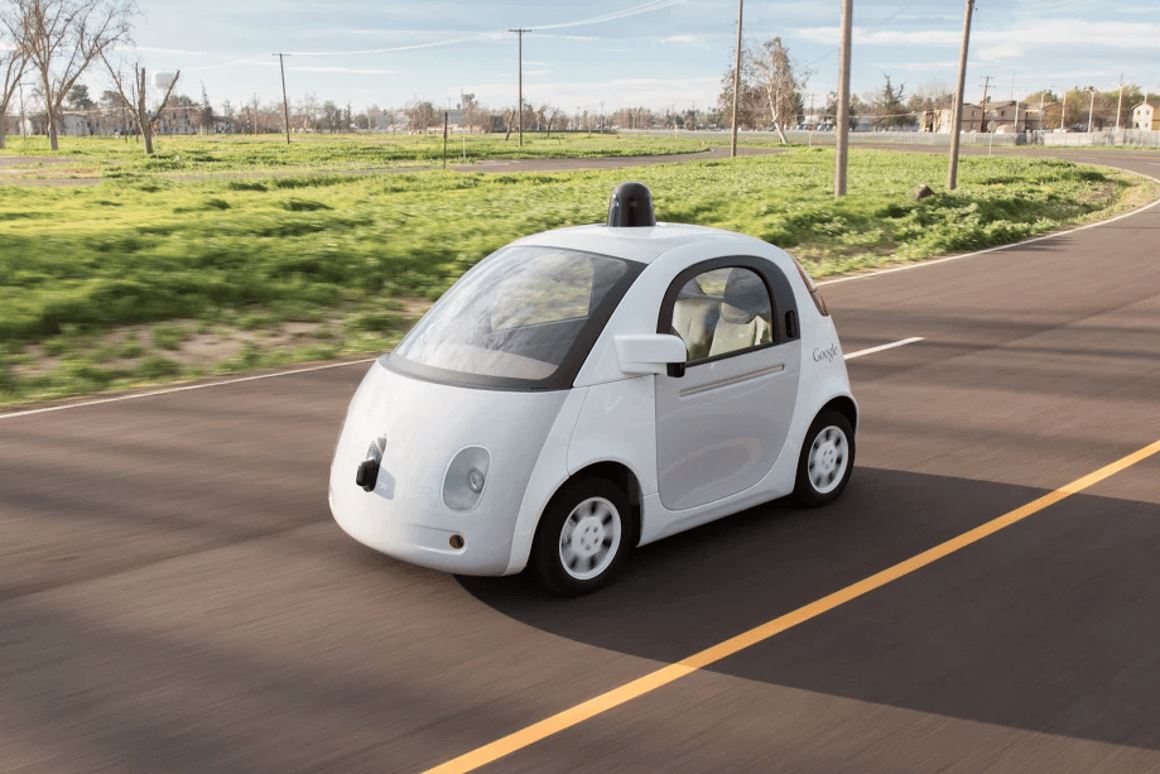 Google is interested in learning about how the public will perceive and interact with self-driving vehicles
