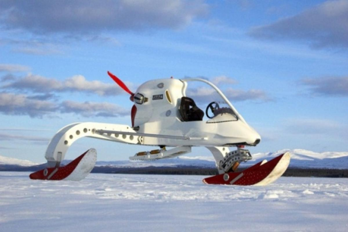 The Lotus Concept Ice VehiclePhotos: Lotus
