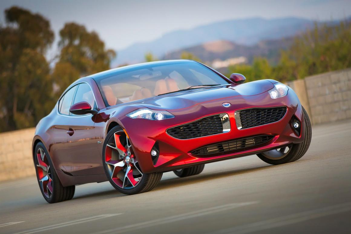 Fisker Atlantic Design Prototype (Photo: Fisker Automotive)