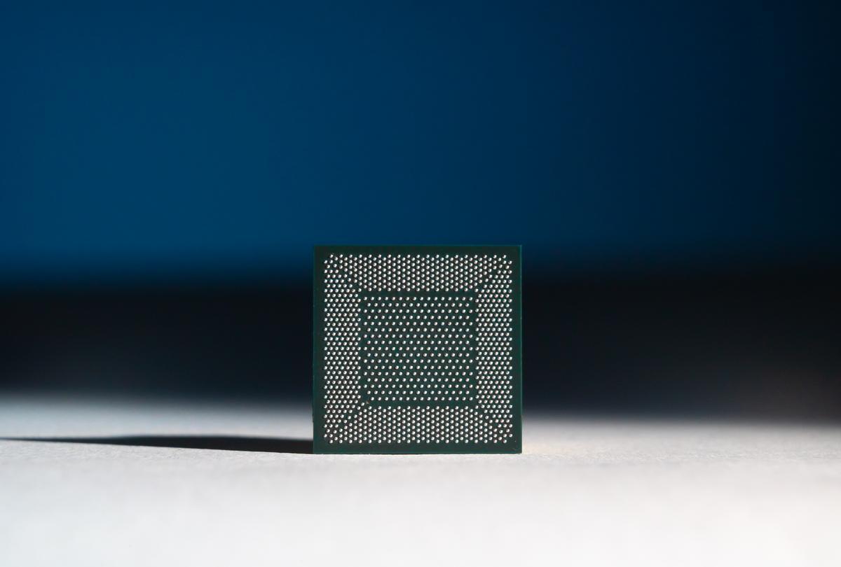 Loihi, el chip de investigación neuromórfica de Intel