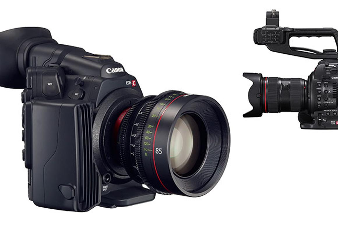 Canon C100 and C500 digital cinema cameras join the C300