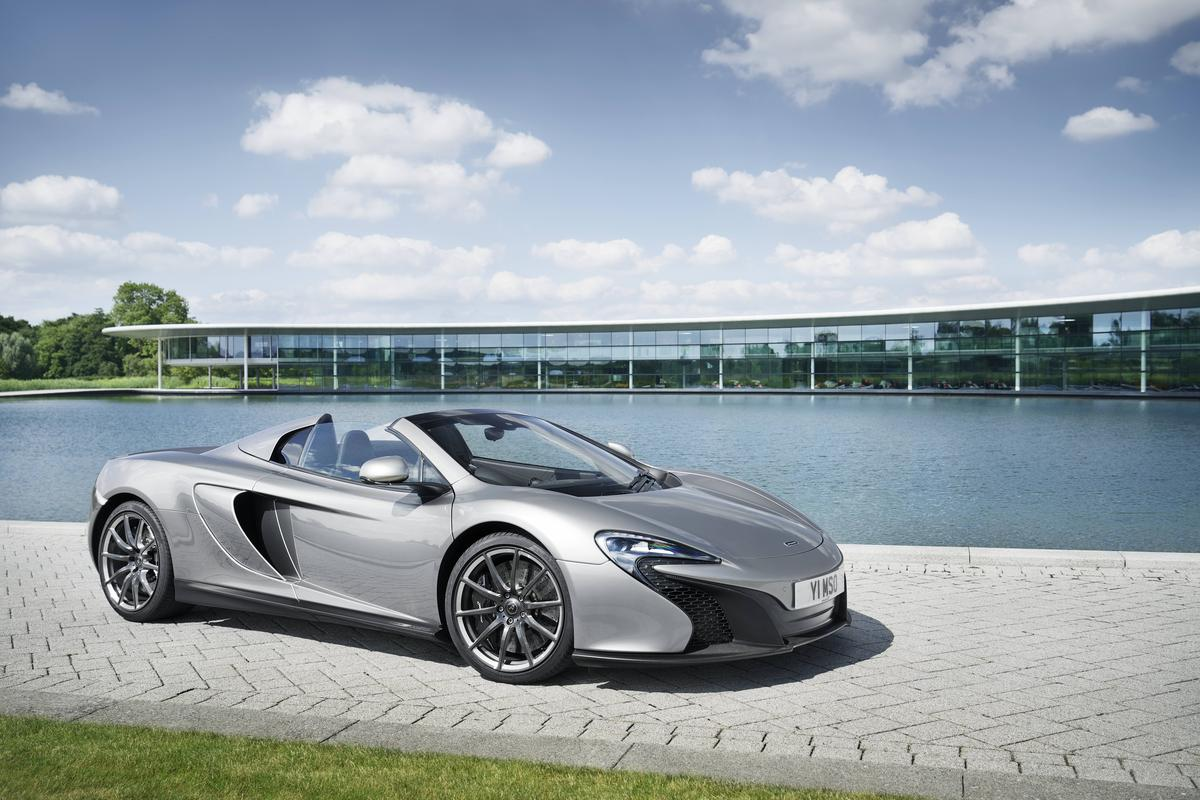 After positive reaction to its concept car, McLaren will now produce a bespoke version of the 650S