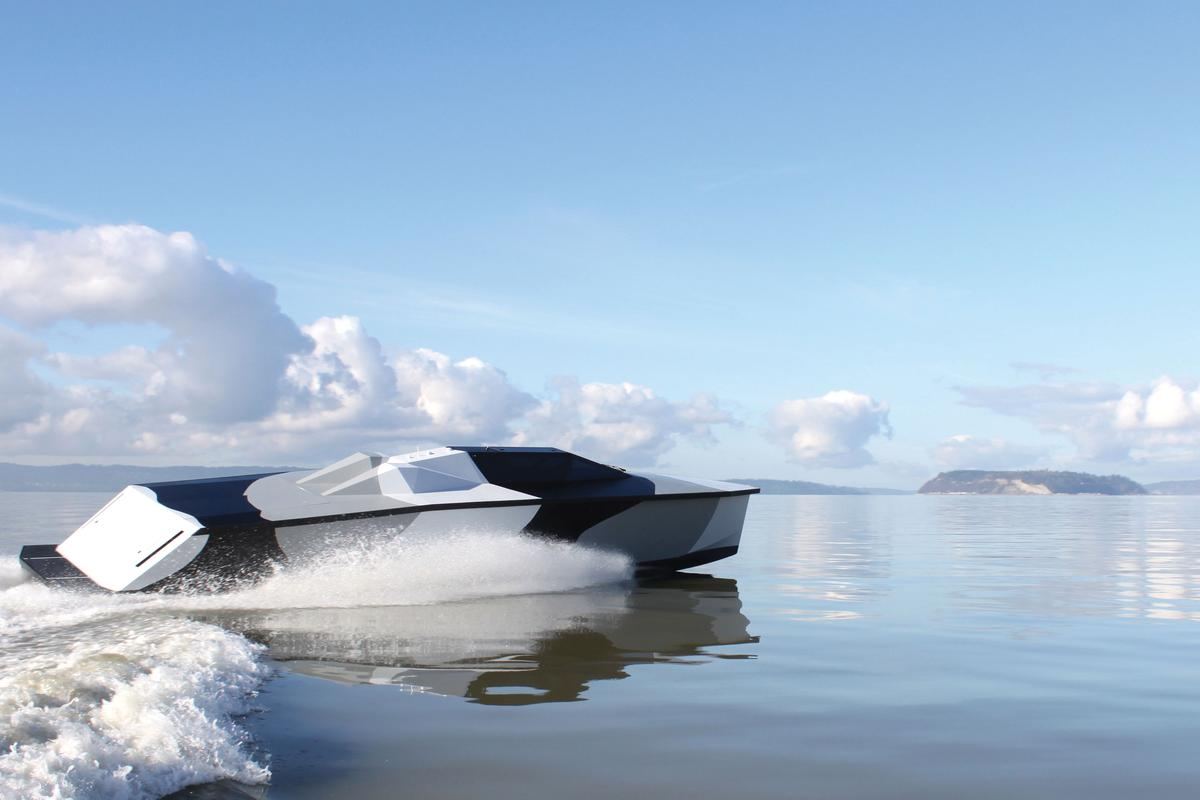 The nanomaterial-based unmanned Piranha USV boat is now a reality, and threatens to redefine naval warfare - at least that's what its creators at Zyvex Marine hope