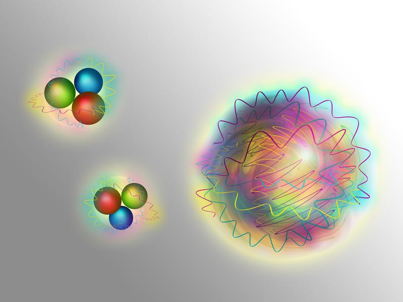 "Researchers at TU Wien claim to have discovered the elusive ""glueball"" - a particle created from pure nuclear force"