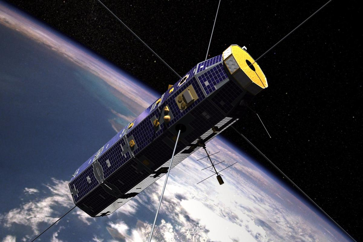More than seven years since its launch, the satellite re-entered Earth's atmosphere on Nov. 28