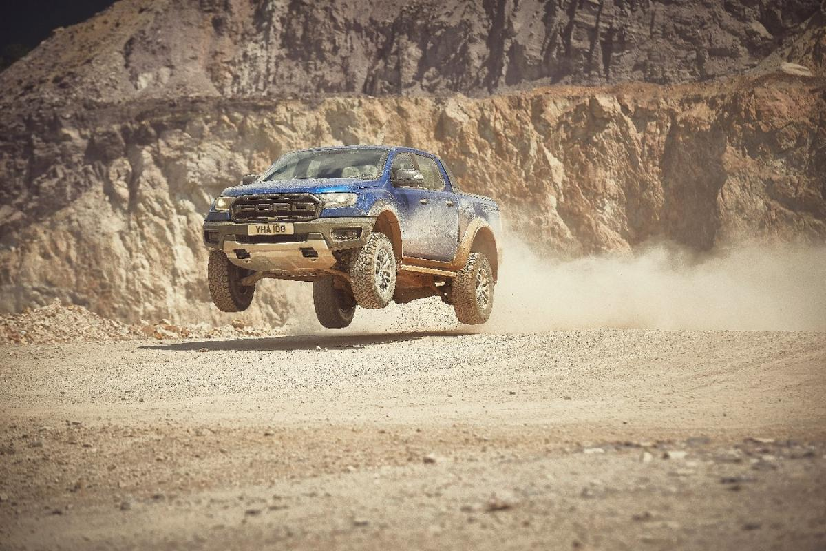 The Ford Ranger Raptor is coming to Europe in 2019, and Xbox later this year