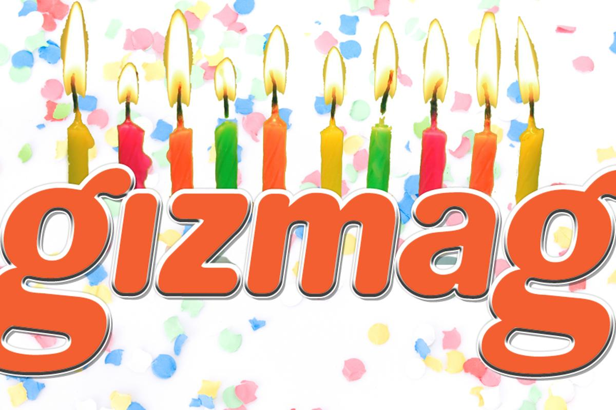 Gizmag celebrates 10 years