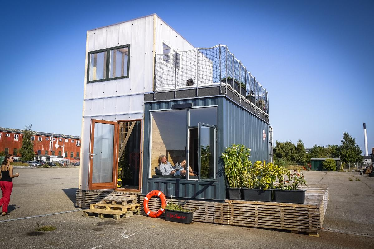 CPH Containers plans to build 2,000 student housing units before 2019
