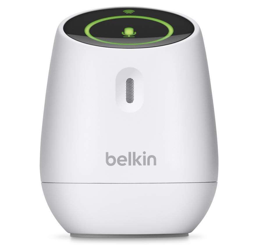 Once the inoffensive-looking device is installed in a nursery users download the free iOS WeMo Baby app and connect it to their existing Wi-Fi network