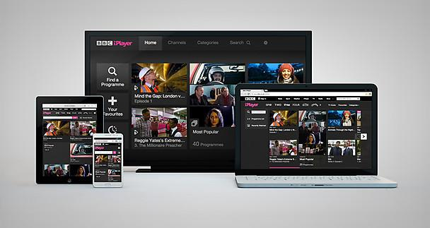 The BBC has unveiled a revamped version of its iPlayer TV catch-up platform