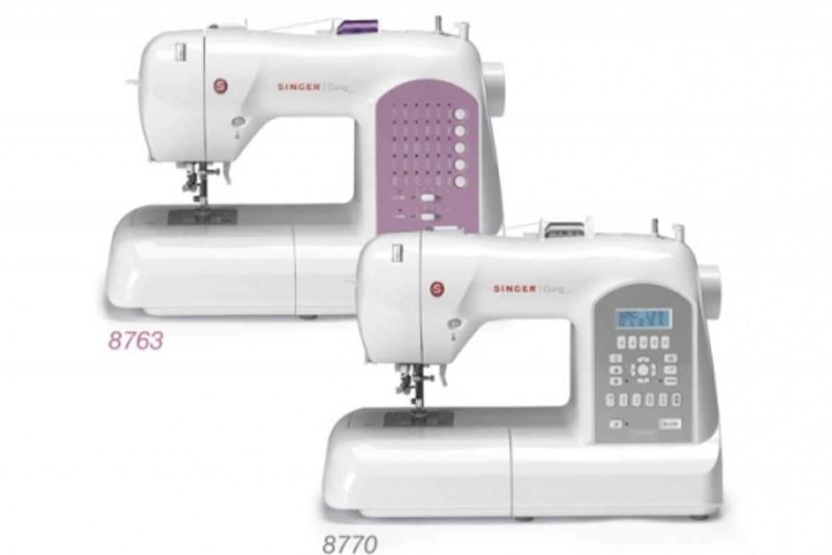 Singer Curvy(TM) Sewing Machines