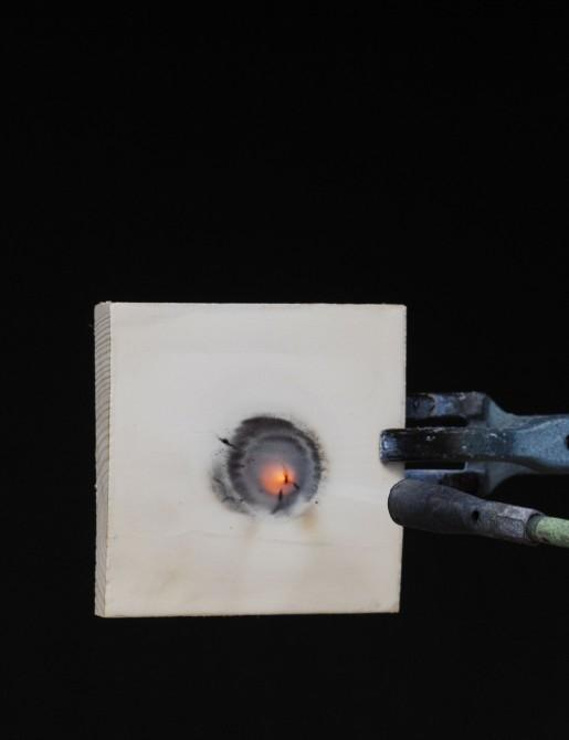 HIPS fire-proof coatings can withstand temperatures up to 1830°F (1000°C)