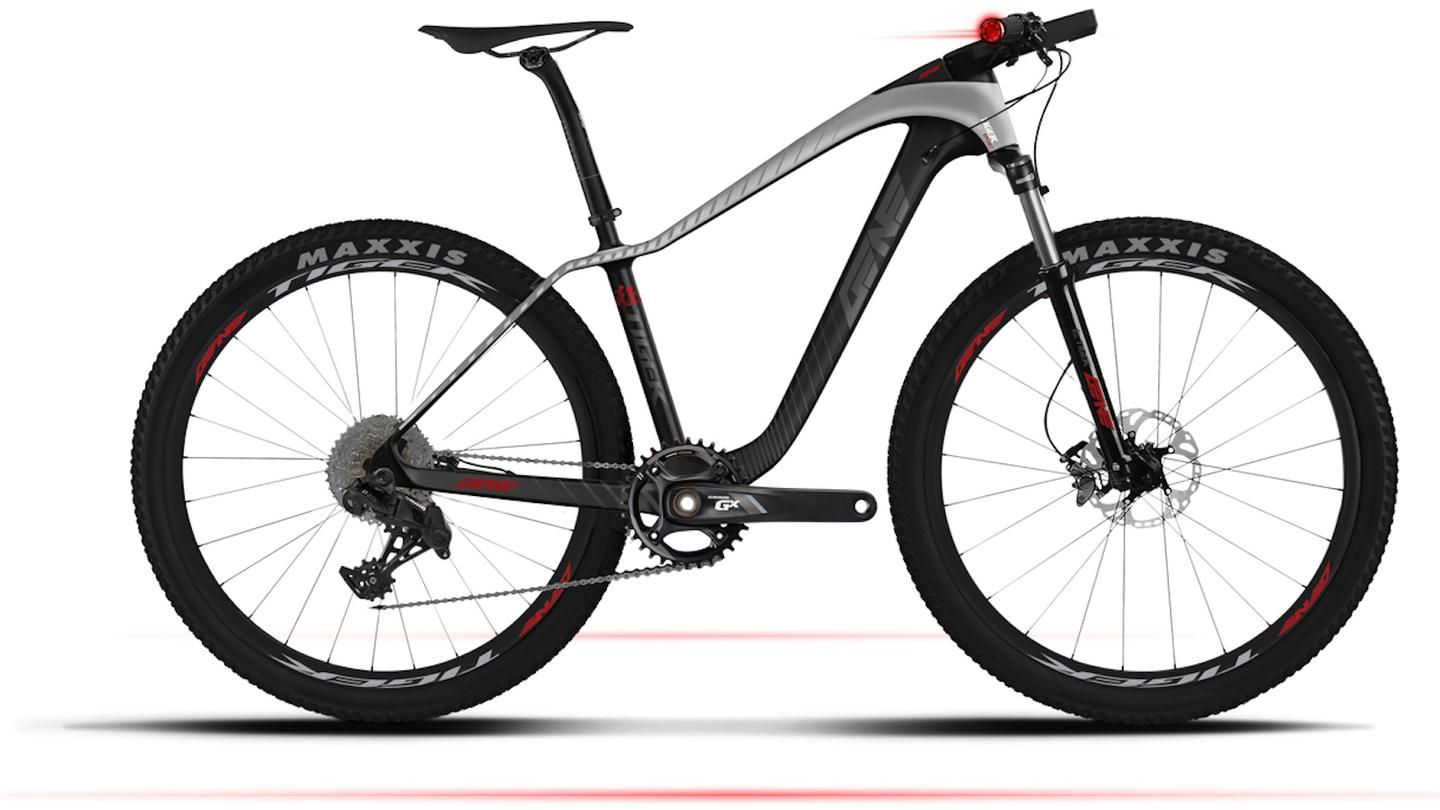 The LeEco Smart Mountain Bike