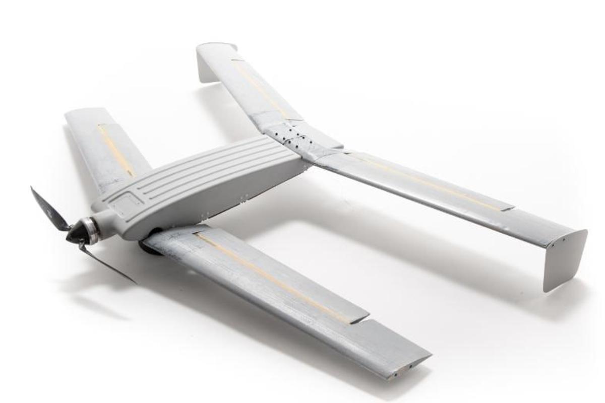 Lockheed Martin's Vector Hawk UAV
