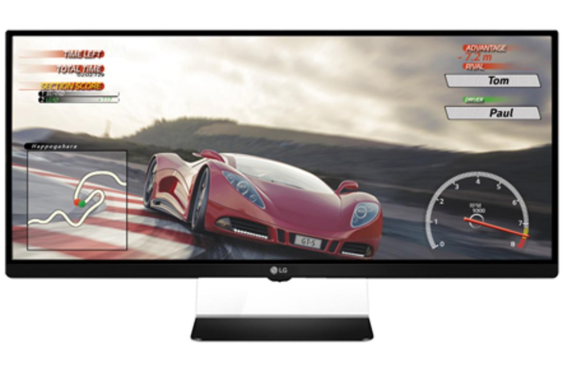 LG announces 34-inch 21:9 UltraWide gaming monitor with AMD