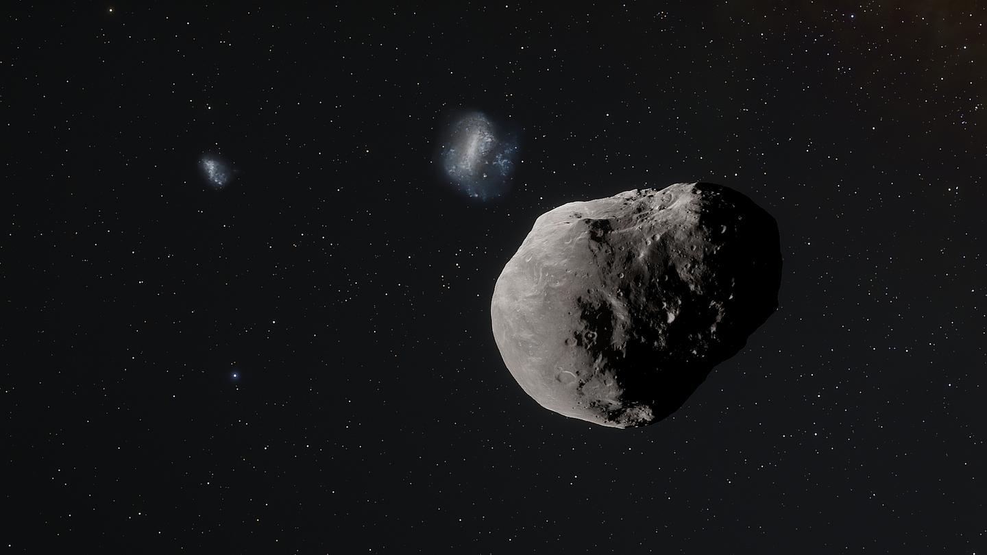 The orbit of the asteroid Apophis (not pictured) will need to be recalculated to take into account the Yarkovsky effect, say scientists
